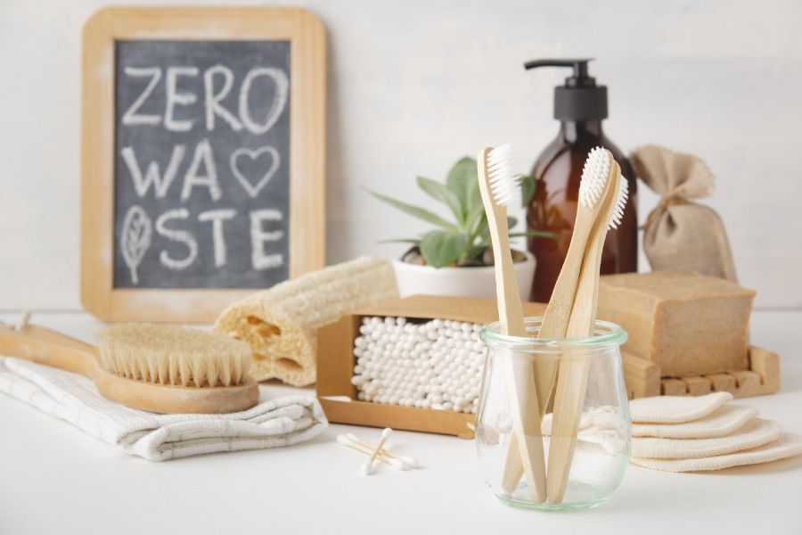 Zero waste en el cuarto de baño, aprende a desperdiciar menos